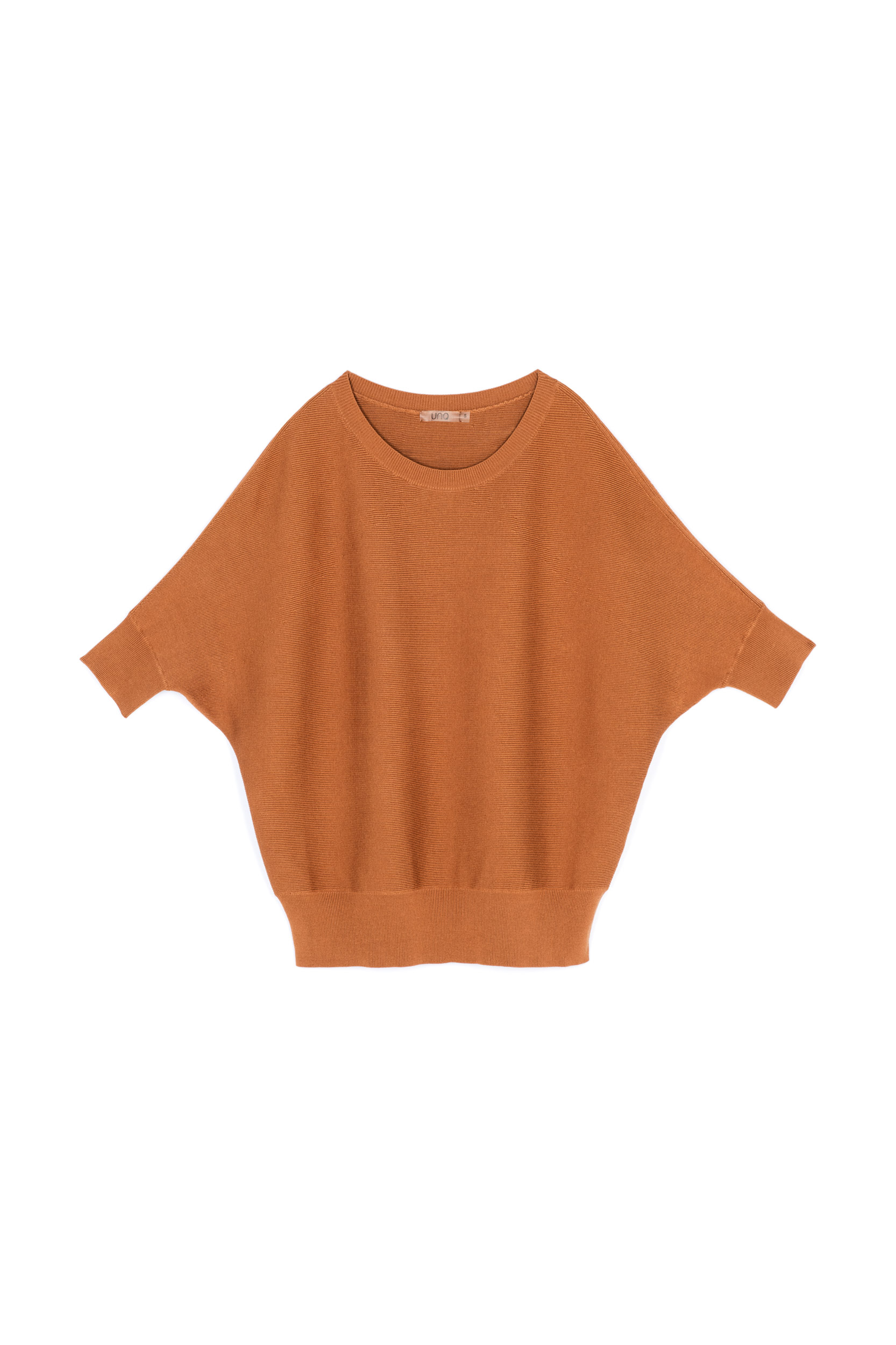 BATWING PULLOVER - NOUGAT